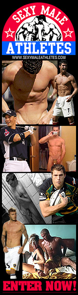 Sexy Male Athletes